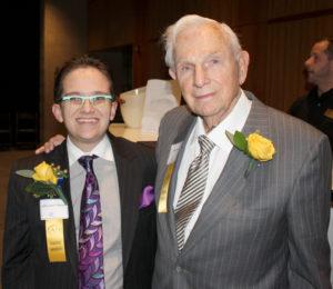 Philanthropist Henry Bloch H & R Block Jeff Hanson