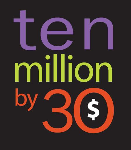 Ten Million By 30 Jeff Hanson Art