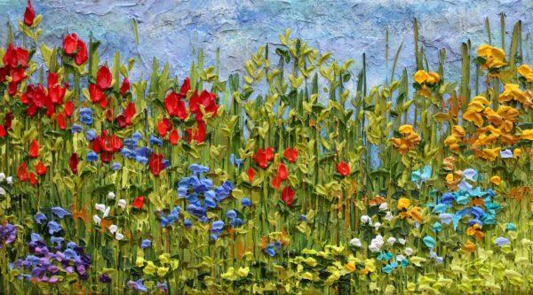 That Day in Denmark - Jeff Hanson Art Original Painting