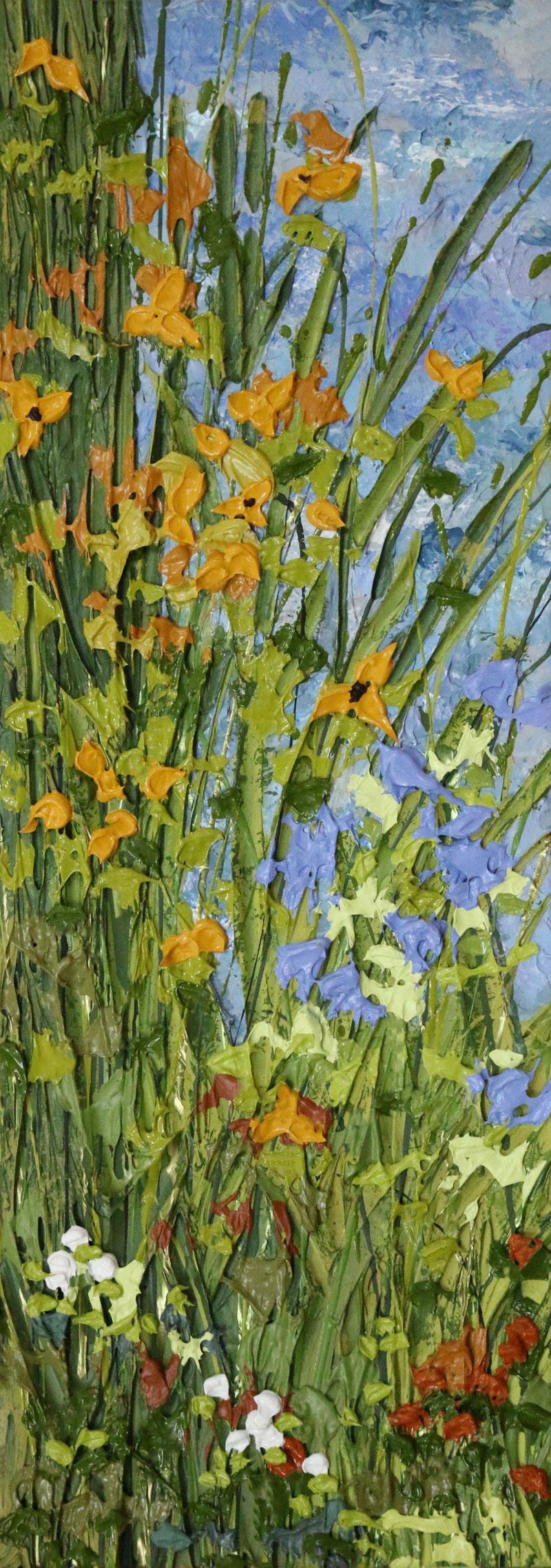 While in Cinque Terre - Jeff Hanson Art Original Painting
