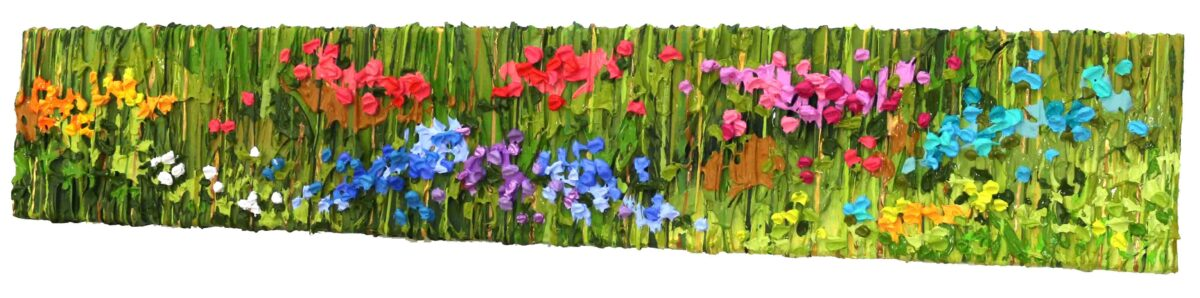 Window Box in Chatham - Jeff Hanson Art Original Painting