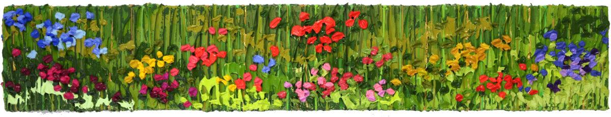 Strolling Amalfi - Jeff Hanson Art Original Painting
